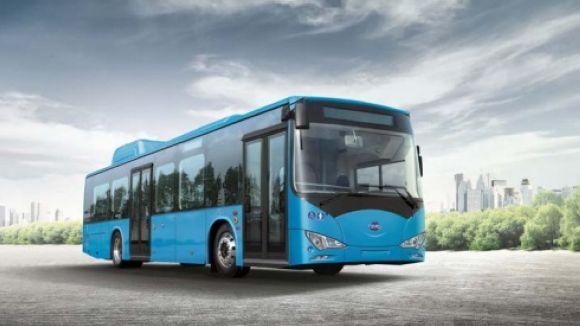 Sant Cugat tindrà un autobús elèctric a partir de setembre