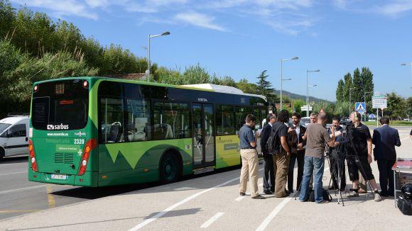 Les AMPA de Sant Cugat tindran bitllets d'autobús gratuïts