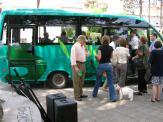 El nombre d'usuaris d'autobús a Valldoreix creix un 8,2% en un any, segons l'EMD