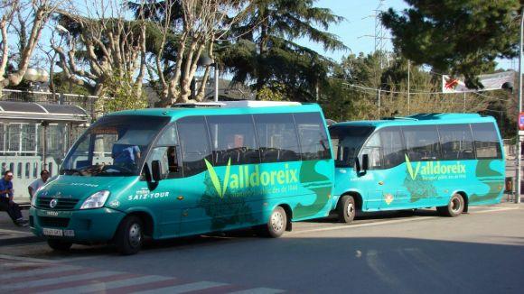 L'EMD reforça la línia 2 de bus per donar servei a la Serreta-Bosc d'en Saladrigues
