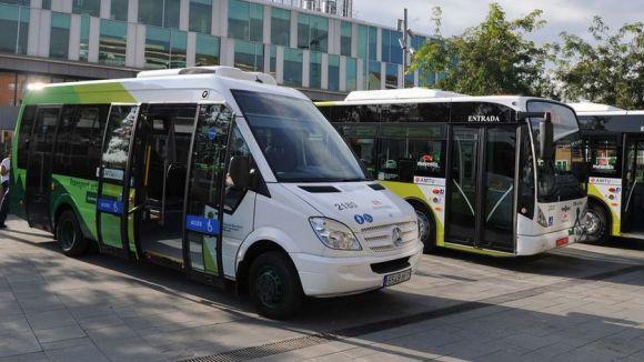 La CUP alerta dels problemes que genera la reducció de places a l'autobús de la línia L3