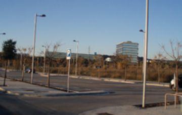 Nou espai gratuït d'aparcament d'autocaravanes