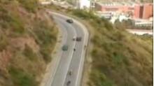 Cau un 16% el número d'accidents a les vies interurbanes de Sant Cugat