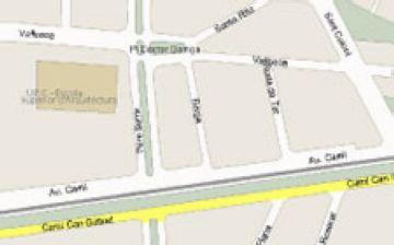 Tall de trànsit nocturn a l'avinguda del Carril a partir de dilluns vinent