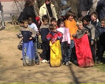 Esport per a infants, aquest dissabte al Parc Central