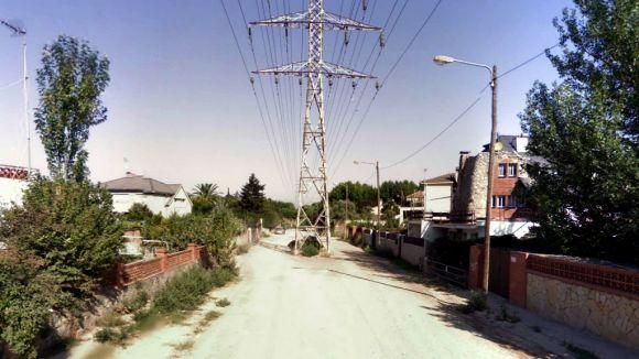 La CUP-PC reclama que la nova avinguda del Baixador s'adeqüi al pla de mobilitat de Valldoreix