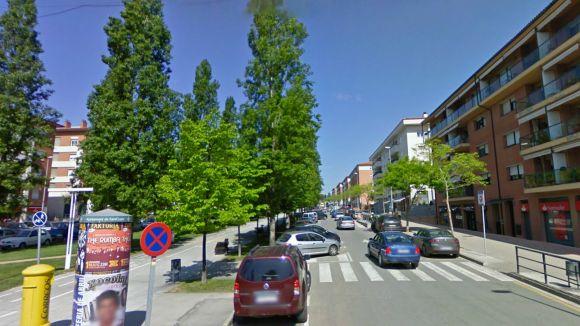 Un infant, ferit lleu per atropellament a la zona de Francesc Macià