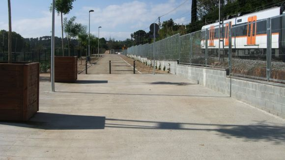 Prohibit el pas a l'avinguda de Villadelprat per obres a partir de dilluns