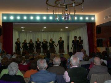 El xou del Casal d'Avis de la ciutat dóna el toc musical a la setmana de la gent gran
