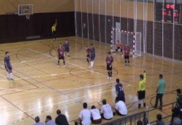 L'intractable Futbol Sala Sant Cugat vol recuperar la categoria perduda