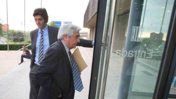 El judici a Joan Aymerich per presumpta prevaricació arrenca amb la retirada de l'acusació particular