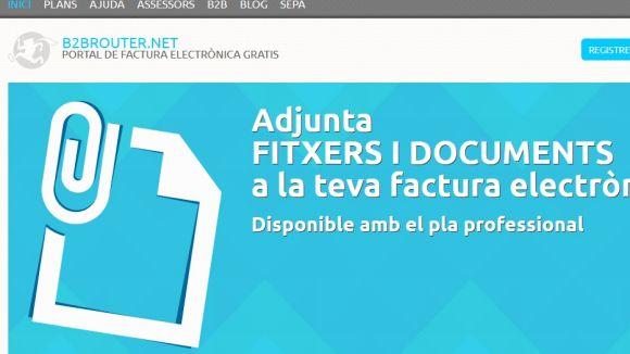 La companyia santcugatenca B2BRouter s'alia amb l'empresa Novicap