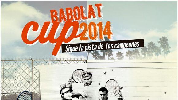 La Babolat Cup 2014 coneixerà aquest dissabte els finalistes en individuals