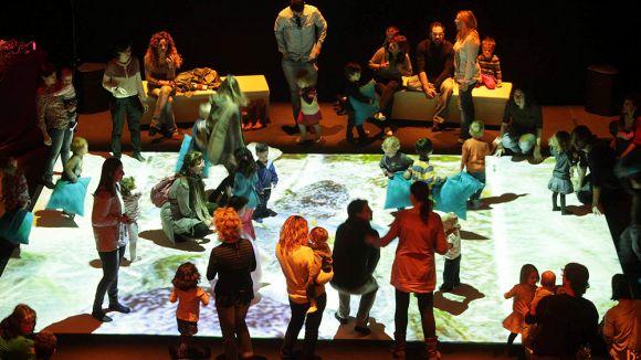 El festival El Més Petit de Tots trepitjarà Sant Cugat amb dos espectacles