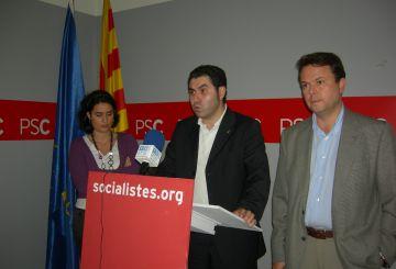 Gausa repeteix a l'executiva del PSC del Vallès Oest com a viceprimer secretari