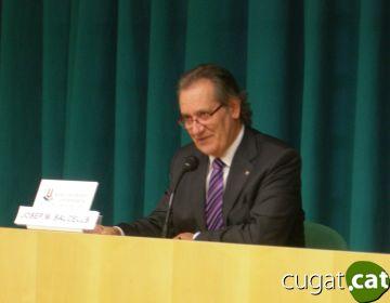 Josep Maria Balcells (PSC): 'Els mitjans de comunicació públics són més independents ara que abans'