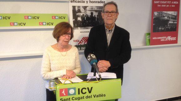 Balcells tancarà la llista d'ICV-EUiA com a independent, tot i el pacte ERC-MES