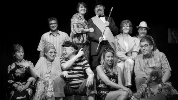El Grup de Teatre Espiral enceta el cicle 'Programació Continuada'