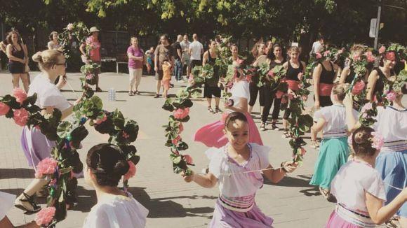 El Grup Mediterrània consolida el rejoveniment del Cos de dansa i prepara novetats per Festa Major