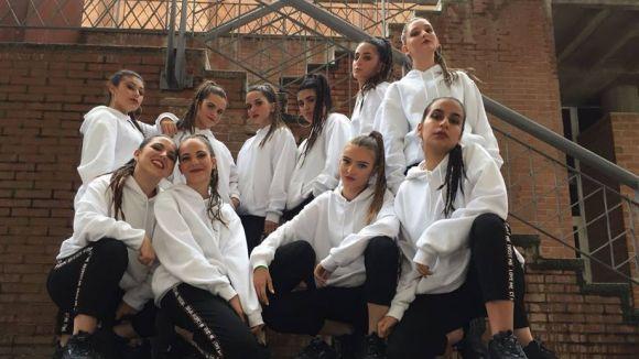 El grup The Diggitys, de hip hop, campió de Girona / Font: Ball Esportiu Sant Cugat