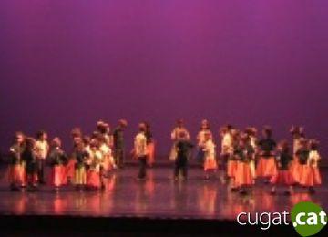 'Musiquetes per la bressola' reuneix més de 250 alumnes de les escoles de dansa de Sant Cugat