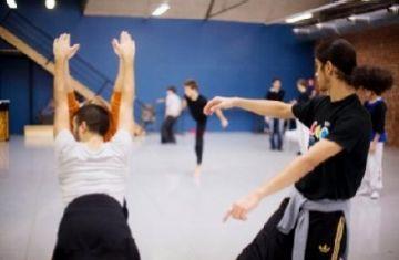 Un santcugatenc, entre els millors ballarins europeus