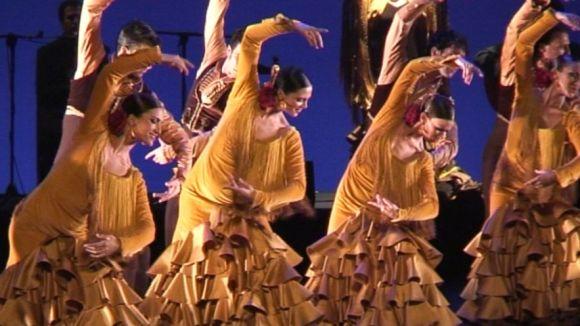 'Suite Sevilla' ha aportat color i vitalitat a l'actuació del Ballet Nacional de España al Teatre-Auditori