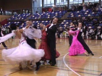 Sant Cugat es consolida com a escenari internacional dels balls de saló