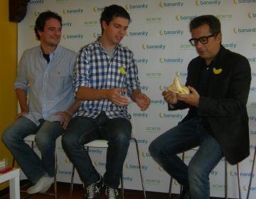 Sant Cugat veu néixer Bananity, una nova xarxa social que apadrina Andreu Buenafuente