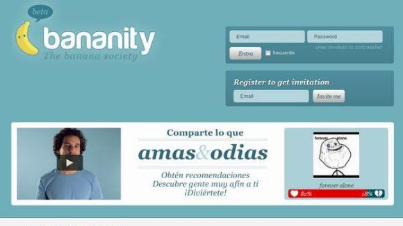 Bananity, la xarxa social de Pau Garcia-Milà, presenta concurs de creditors
