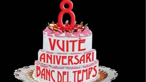 El Banc del Temps celebrarà aquesta dissabte el seu vuitè aniversari