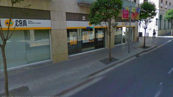 El Sabadell vol ajustar la plantilla del Banc CAM amb 1.770 acomiadaments