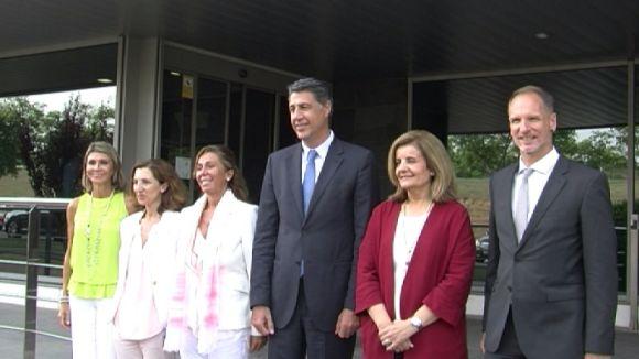 El PP demana una rectificació a Conesa per titllar de 'sectària' la visita de Báñez