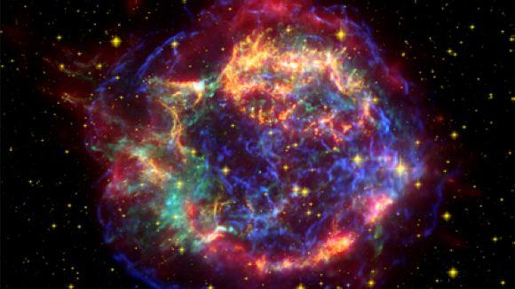 Imatge de la creació de l'univers / Foto: Web Taringa