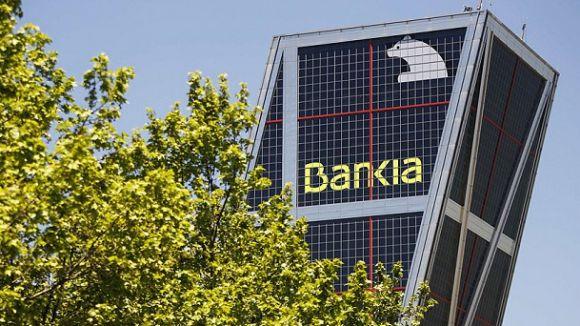 La gestió de Bankia es debat al ple