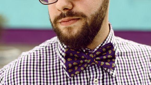 Les barbes retallades i inspirades en els anys setanta són tendència / Foto: pixabay