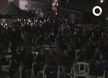 Més de 600 santcugatencs viuen la victòria del Barça a Valldoreix