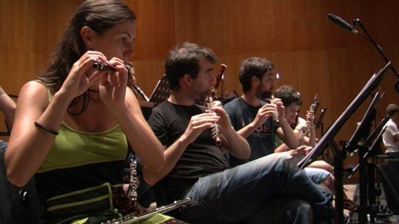 Gerard Pastor: 'Per gravar música, el Teatre-Auditori és dels millors del país'