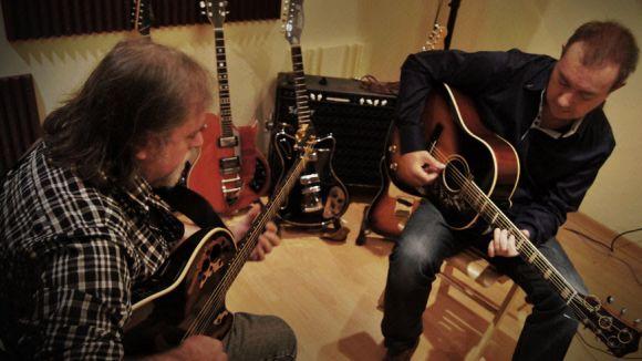 Barcelona Guitar Duet / Foto: El Siglo