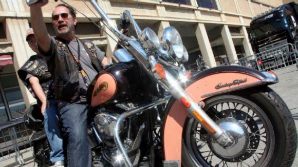 El Moto Club Rat Penats se suma al Barcelona Harley Days