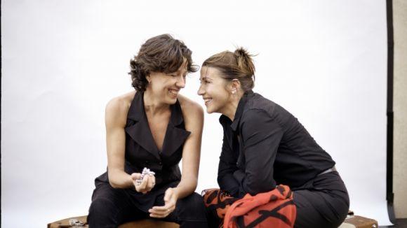 La 'Barcelona' d'Emma Vilarasau esgota una de les funcions del Teatre-Auditori