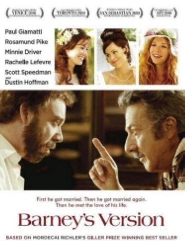 Paul Giamatti protagonitza 'Barney's version', l'aposta d'avui del Cicle de Cinema d'Autor