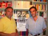 El seu germà, Jesús Barnils, recorda el compromís polític i personal de l'escriptor i periodista