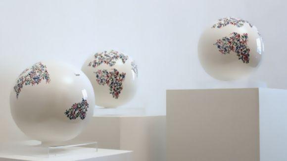 Canals Galeria d'Art acull dues exposicions de ceràmica artística