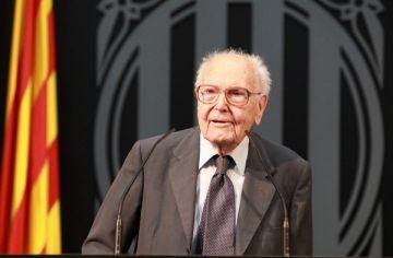 Ingla (ERC): 'Heribert Barrera ha estat un home clau per al país'