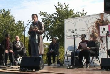 El Barri dels Poetes es consolida com a acte central de la cloenda del Festival de Poesia