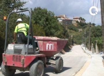 L'Ajuntament executa el Pla de Barris de les Planes malgrat el retard de l'aportació de la Generalitat