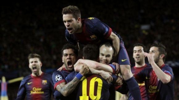 La Porta dels Somnis inspira el Barça amb 'Tornarem'