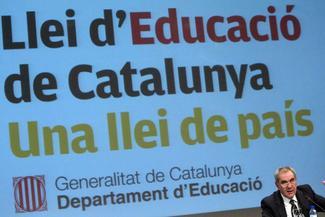 Els sindicats fan una crida ciutadana contra la Llei d'Educació