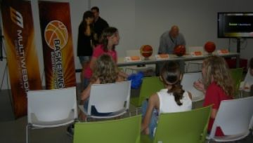 L'empresa Basketing farà un campus a Amposta